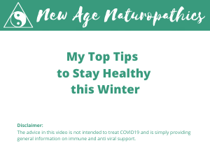 My Top Tips to Stay Healthy This Winter